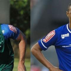 Palmeiras troca Robinho e Lucas por lateral Fabiano e meia Fabrício