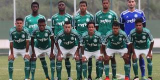Palmeiras estreia na Copa Internacional Sub-20 contra o Grêmio