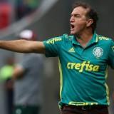 Cuca destaca desempenho do time e exalta torcida palestrina em Brasília