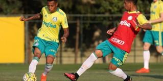 Verdão se reapresenta com treino técnico para os reservas