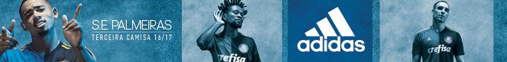 Compre já a nova camisa do Palmeiras para 2016