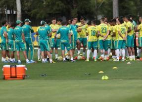 Verdão tem 24 relacionados para enfrentar o Sport no Allianz Parque