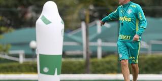 Palmeiras treina e viaja para Recife com 23 para enfrentar o Santa Cruz