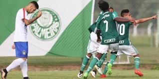 Com virada, Palmeiras estreia com vitória na Copa Internacional Sub-20