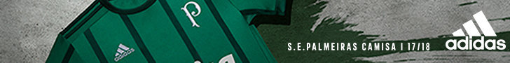 Compre agora a nova camisa do Palmeiras para a temporada 2017/18.