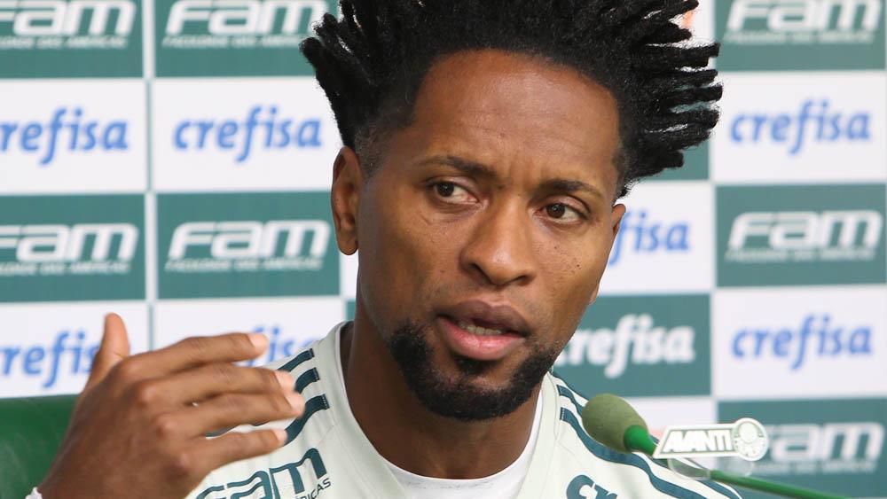 Zé Roberto falou sobre o início do Brasileirão e o retorno do técnico Cuca. (Cesar Greco/Ag Palmeiras/Divulgação)